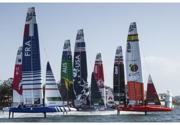MARLOW ROPES ANNOUNCES SAILGP PARTNERSHIP
