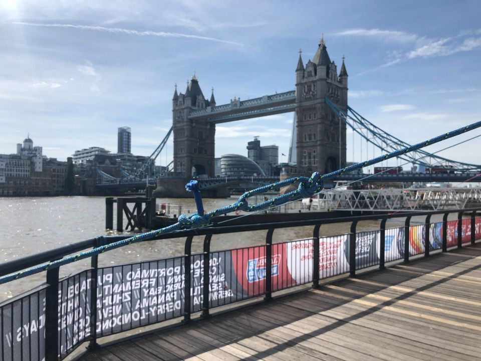 CLIPPER RACE & MARLOW ROPES